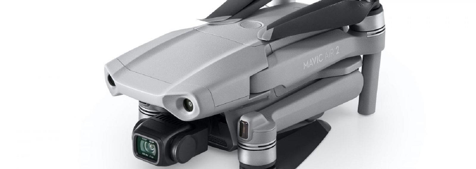 Обновление прошивки Mavic Air 2 от DJI – v01.00.0113