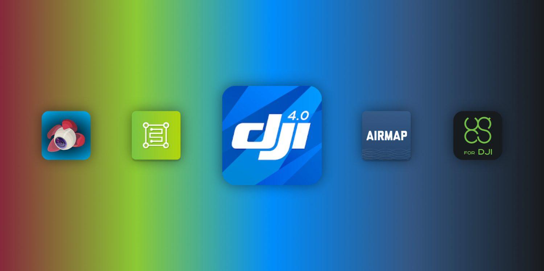 Лучшие альтернативы приложению DJI GO 4 о которых вы должны знать