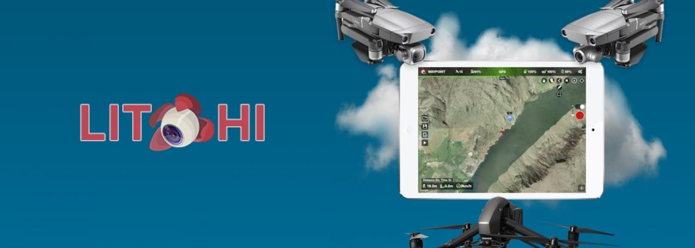 Litchi будет доступно для Mavic Mini и Mavic Air 2 уже этим летом