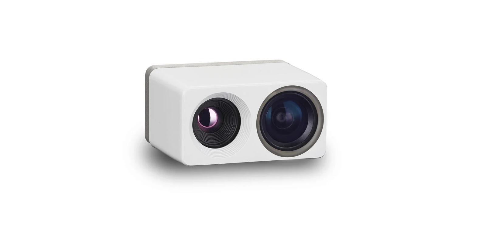 FLIR представляет Hadron, модуль камеры двойного зрения для дронов