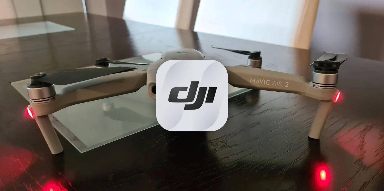 DJI обновляет приложение Fly: расширены настройки стабилизатора, повышена стабильность