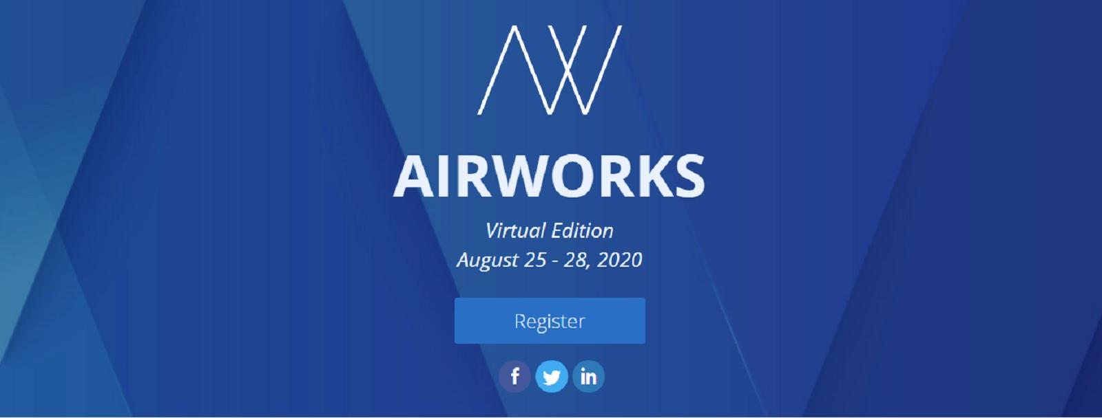 Сегодня начинается DJI Airworks 2020 – в виртуальном формате