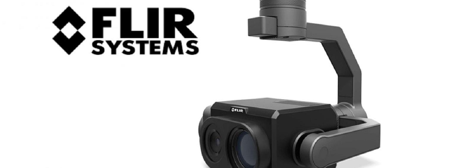 Новая тепловизионная камера FLIR Vue TZ20 представлена на DJI AirWorks 2020