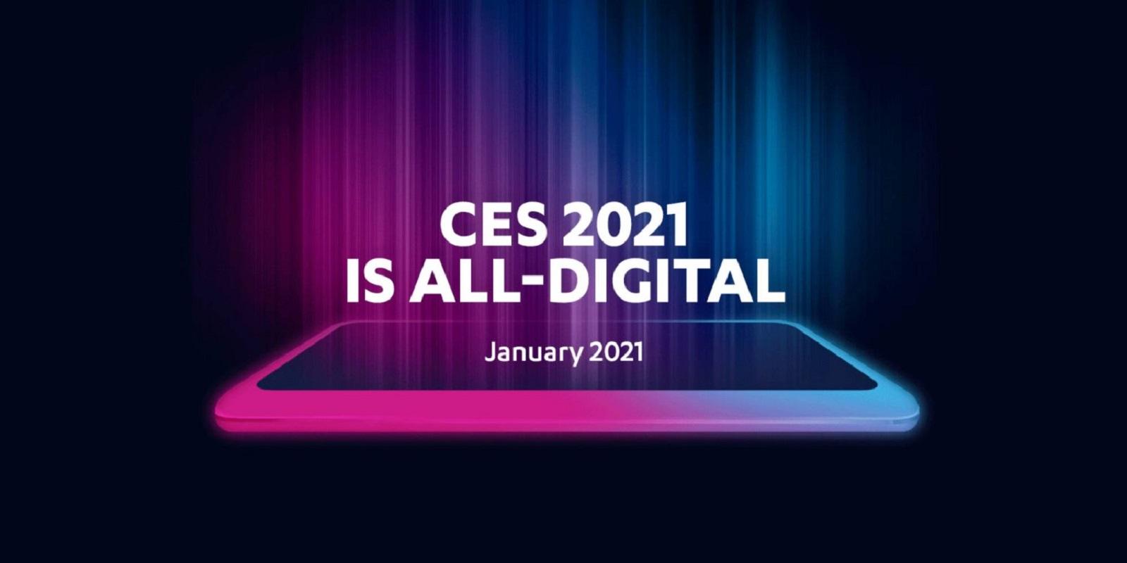 Выставка CES 2021 состоится 11-14 января в цифровом формате