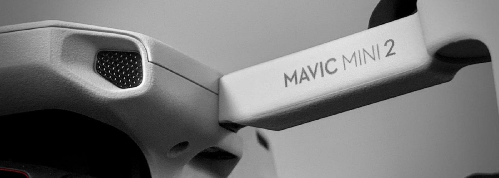 Mavic Mini 2 по цене 449 долларов и 599 долларов за Fly More Combo