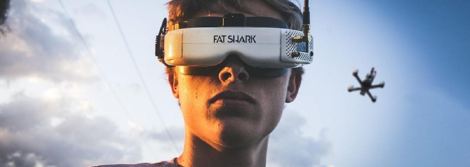 Red Cat подписывает соглашение о приобретении производителя FPV-очков Fat Shark