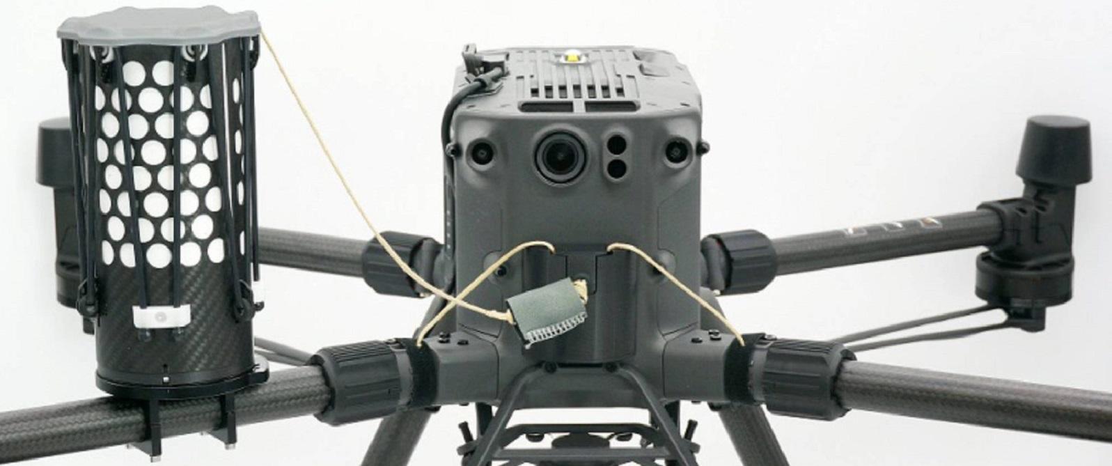 Drone Rescue запускает парашютную систему для DJI Matrice 300