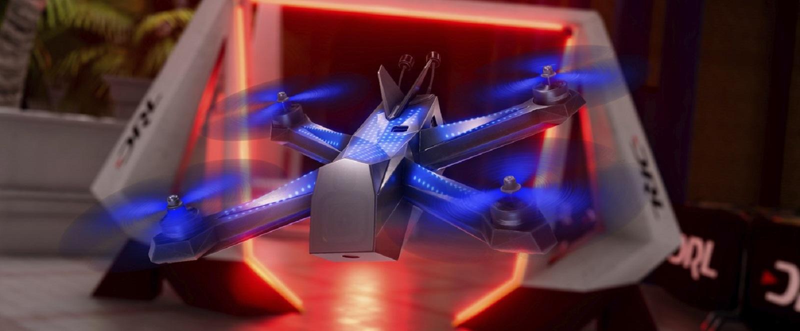 Симулятор Drone Racing League теперь доступен на Xbox