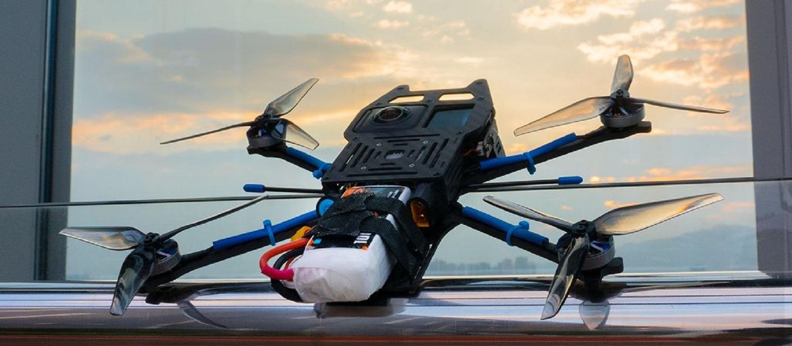 Первый видео-обзор дрона BETAFPV X-Knight 360 от NURKа