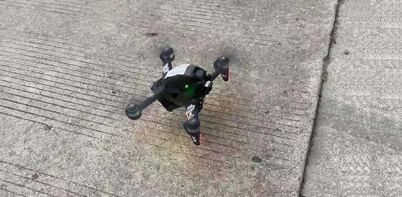 Как вы думаете, полетит ли DJI FPV-дрон?